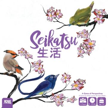 Seikatsu Cover