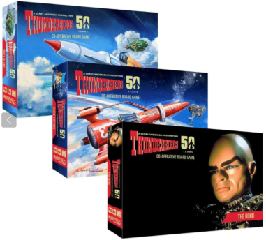 thunderbirds expansions