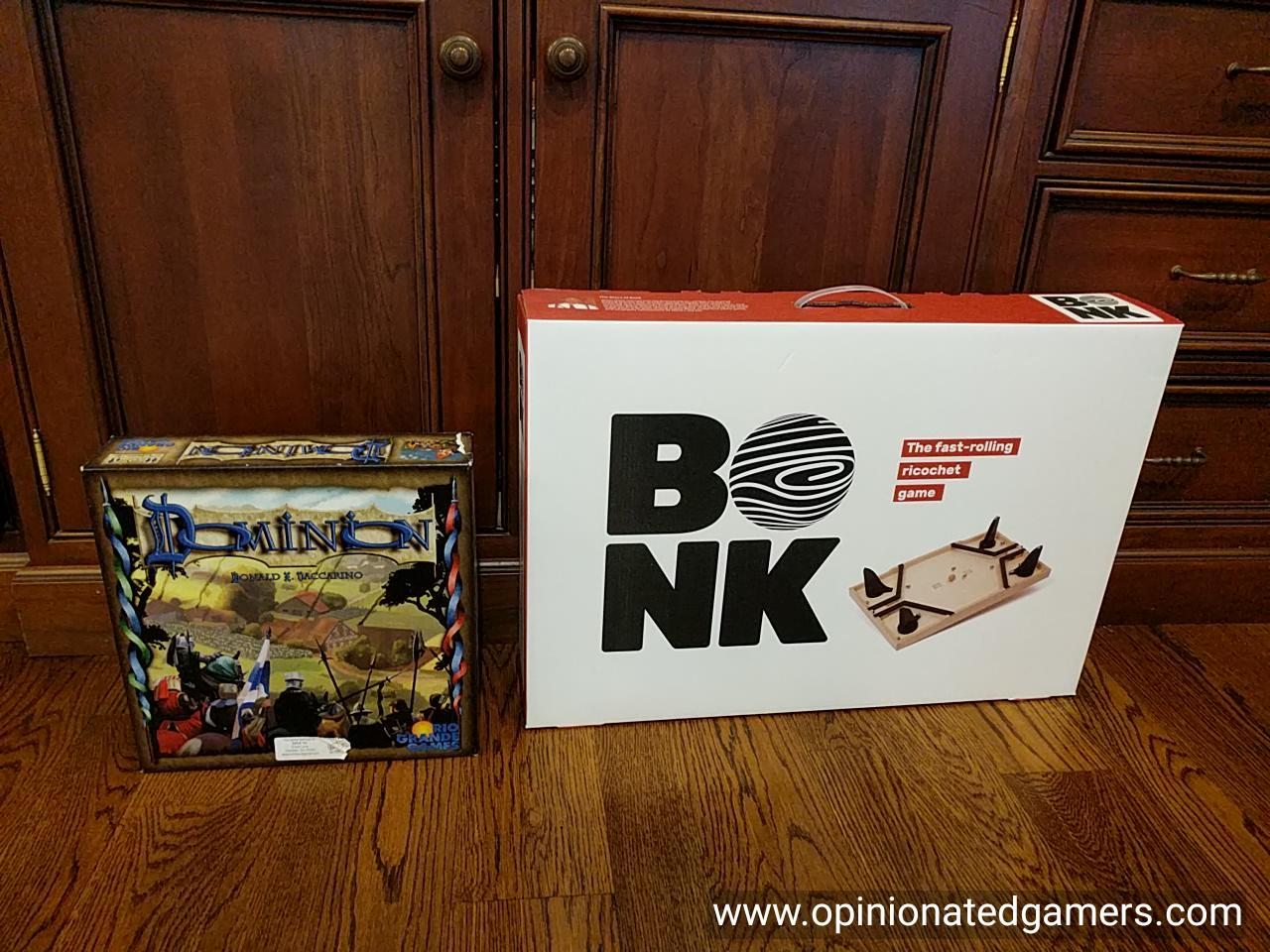 Dale Yu: Review of BONK | The Opinionated Gamers