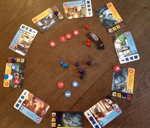 Image result for inbetween board game
