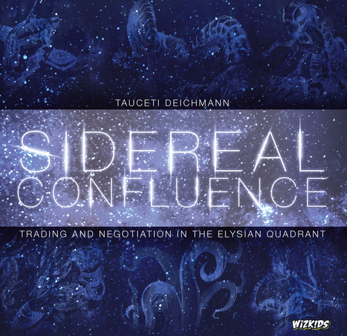 Alan How: Review of Sidereal Confluence: Trading and Negotiation in the Elysian Quadrant | The Opinionated Gamers image