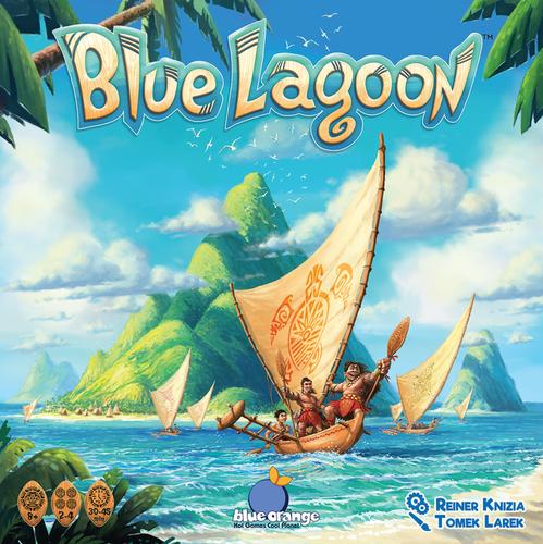 Adult Blue lagoon