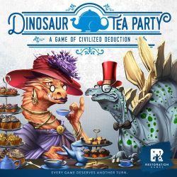 DinoTeaParty