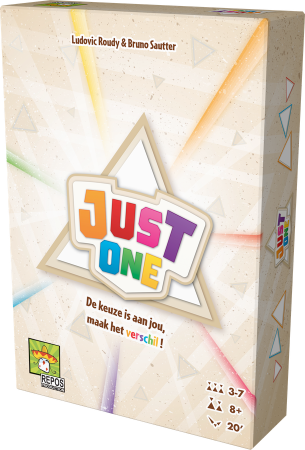 Just One Cover posted by LELODEY JEAN-LUC (jlele) on BGG