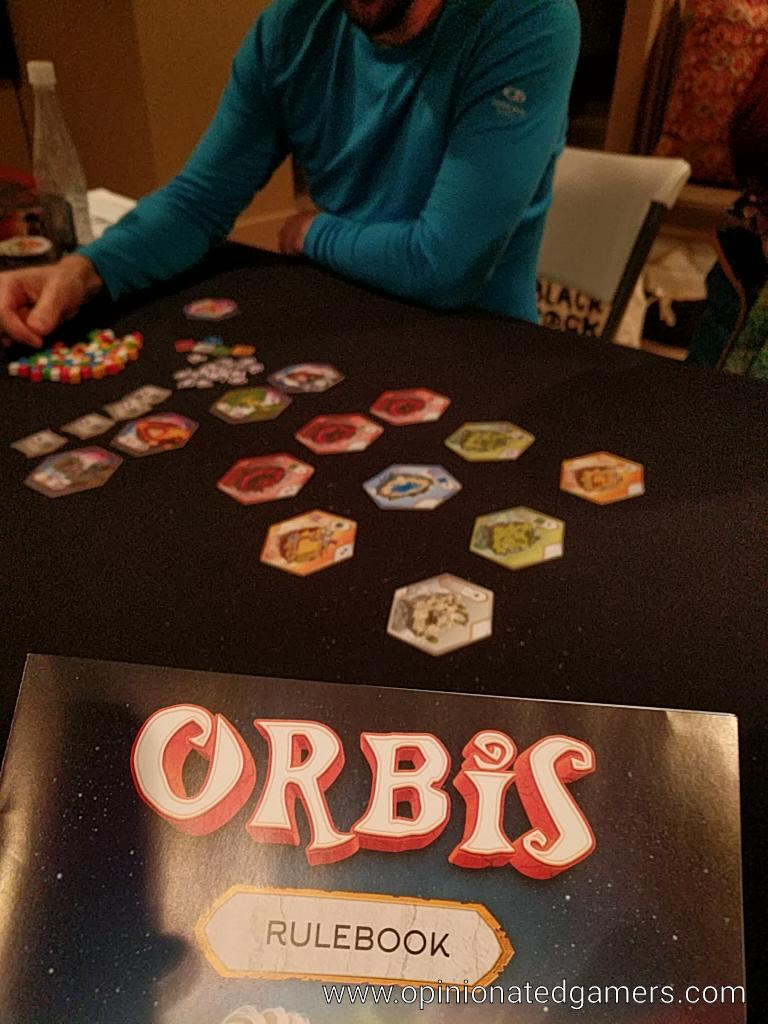 Jonathan Franklin – Review of Orbis image