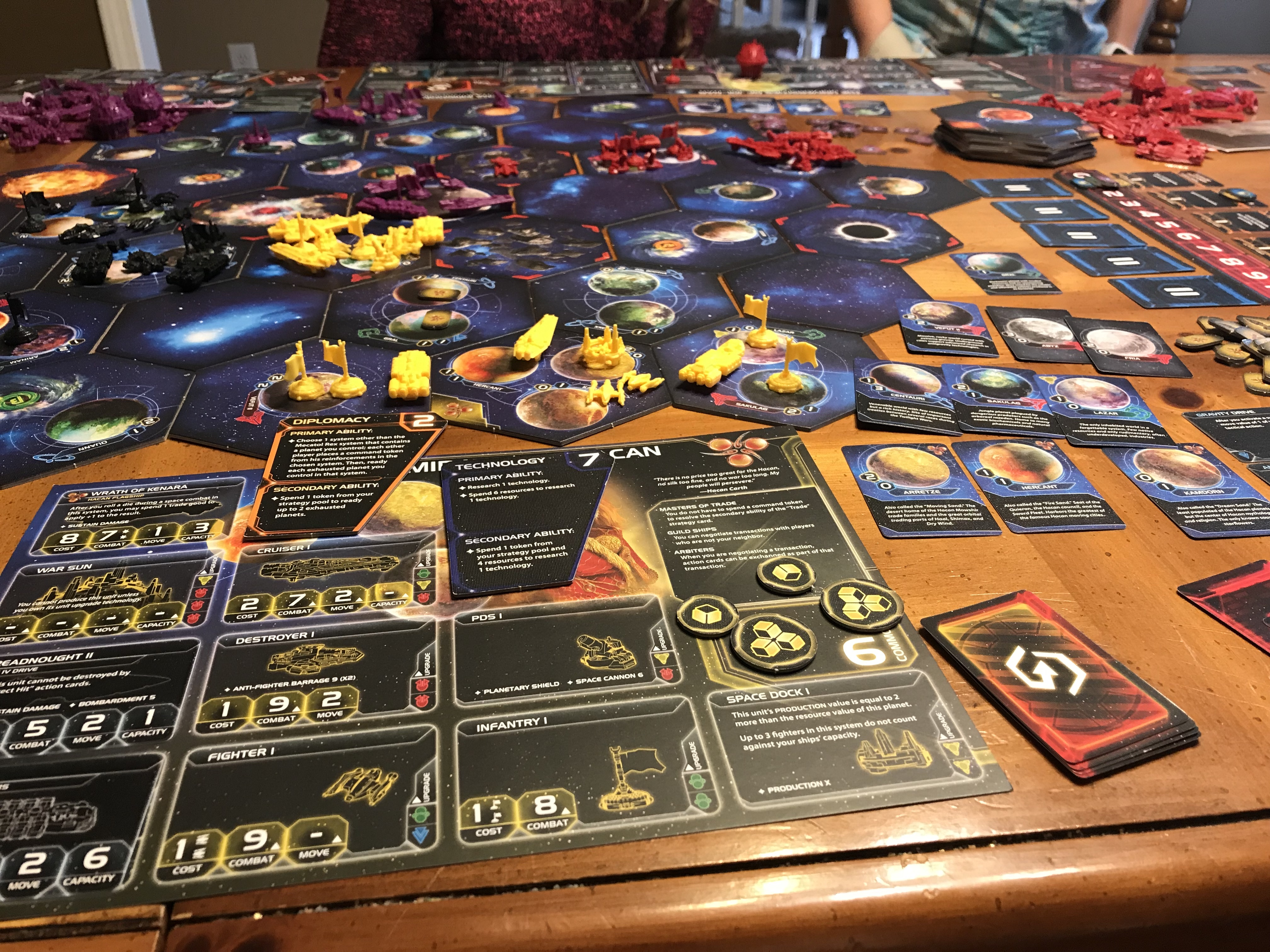Twilight Imperium, 4th Edition | The Opinionated Gamers image