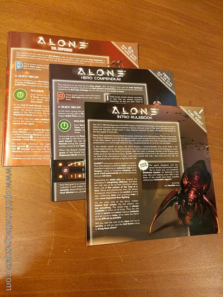 Dale Yu: First Impressions of Alone (spoiler free) image