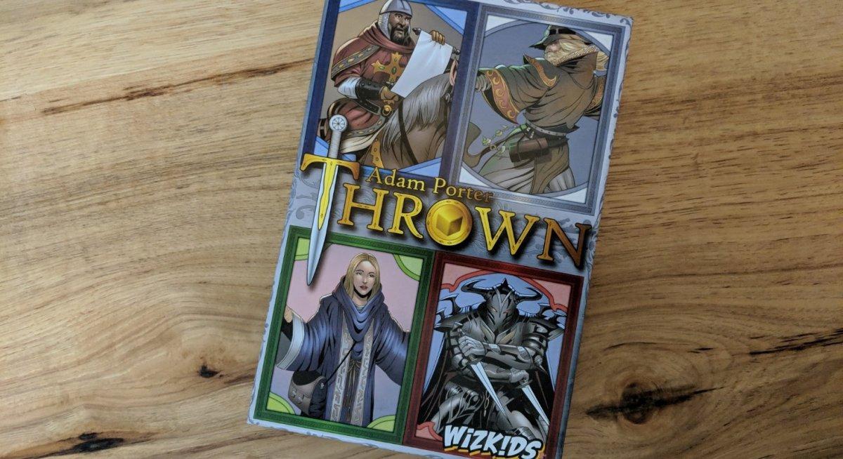 Thrown image