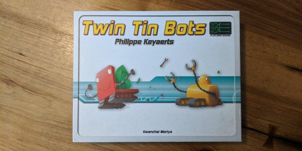 Twin Tin Bots image