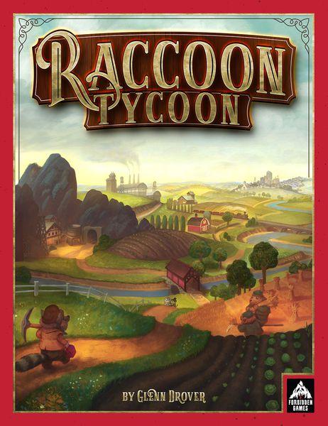 Brandon Kempf: Review of Raccoon Tycoon image