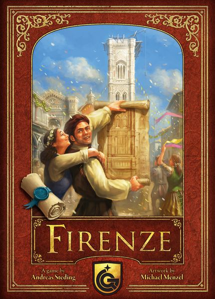 Firenze (Game Review by Brandon Kempf) image