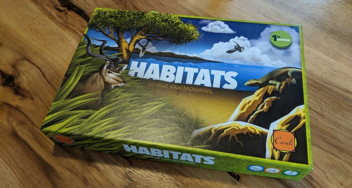Habitats (review feat. Morisi and Switch) image