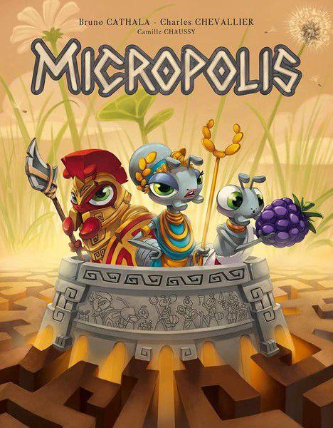 Micropolis (Game Review by Brandon Kempf) image