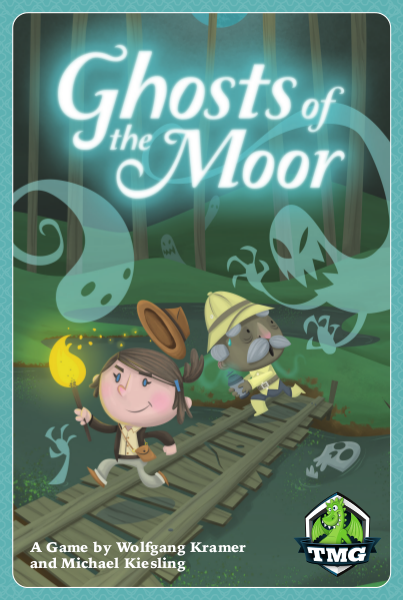 Ghosts of the Moor (Game Review by Brandon Kempf) image