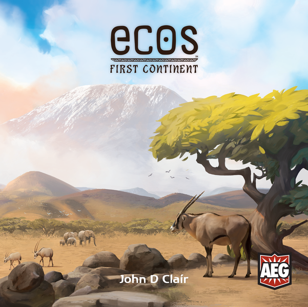 Dale Yu – Review of Ecos: First Continent