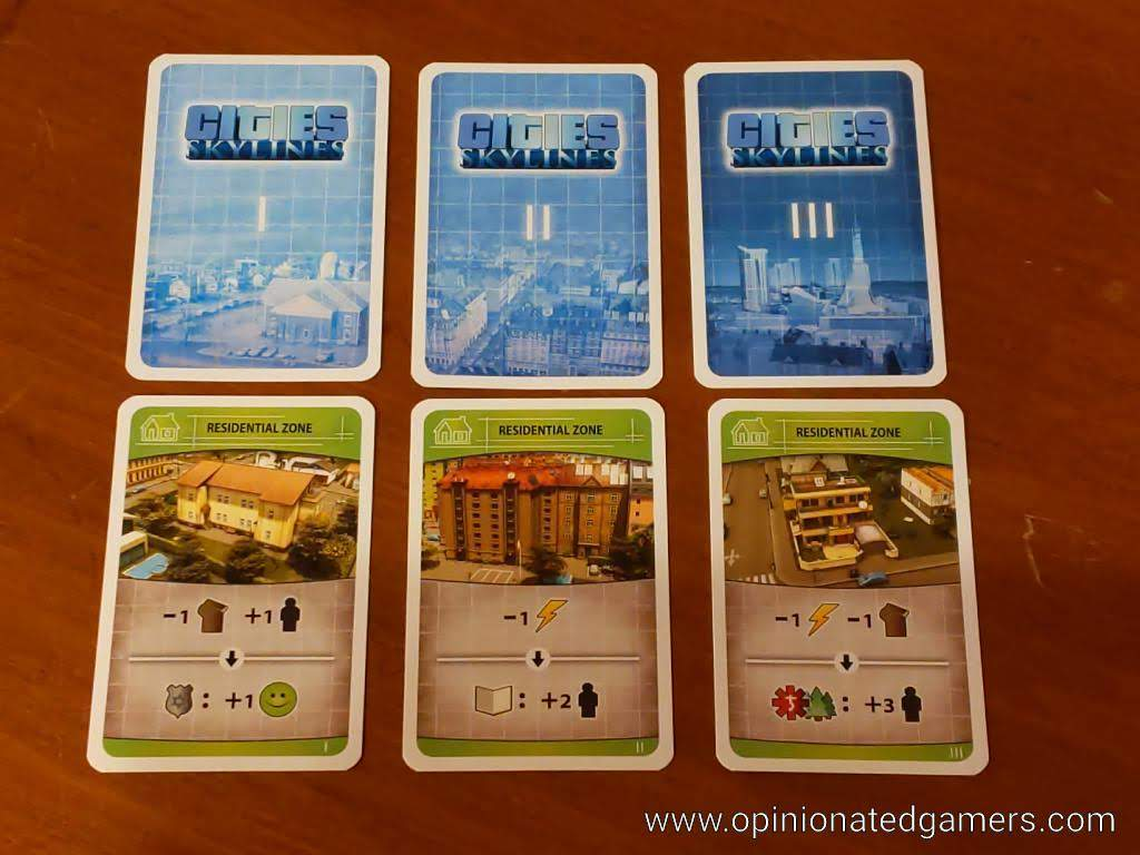 Dale Yu Review Of Cities Skylines The Board Game The Opinionated Gamers