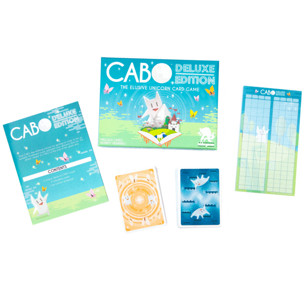 Cabo Deluxe Edition (Game Review by Chris Wray)