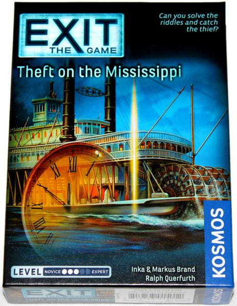 Dale Yu – Review of EXIT: Theft on the Mississippi