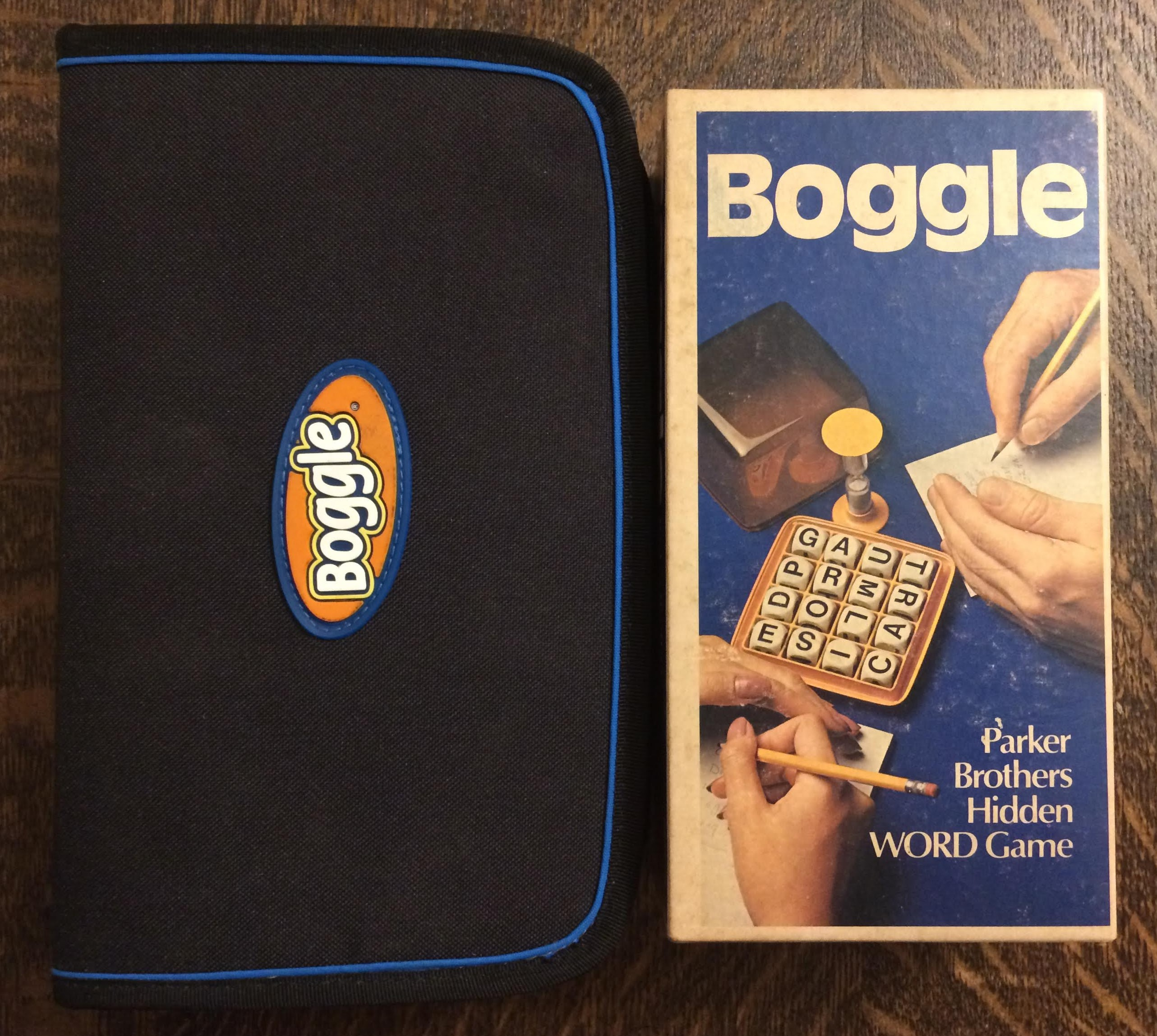 My Mind is Boggled: Which Edition of Boggle Should I Keep?