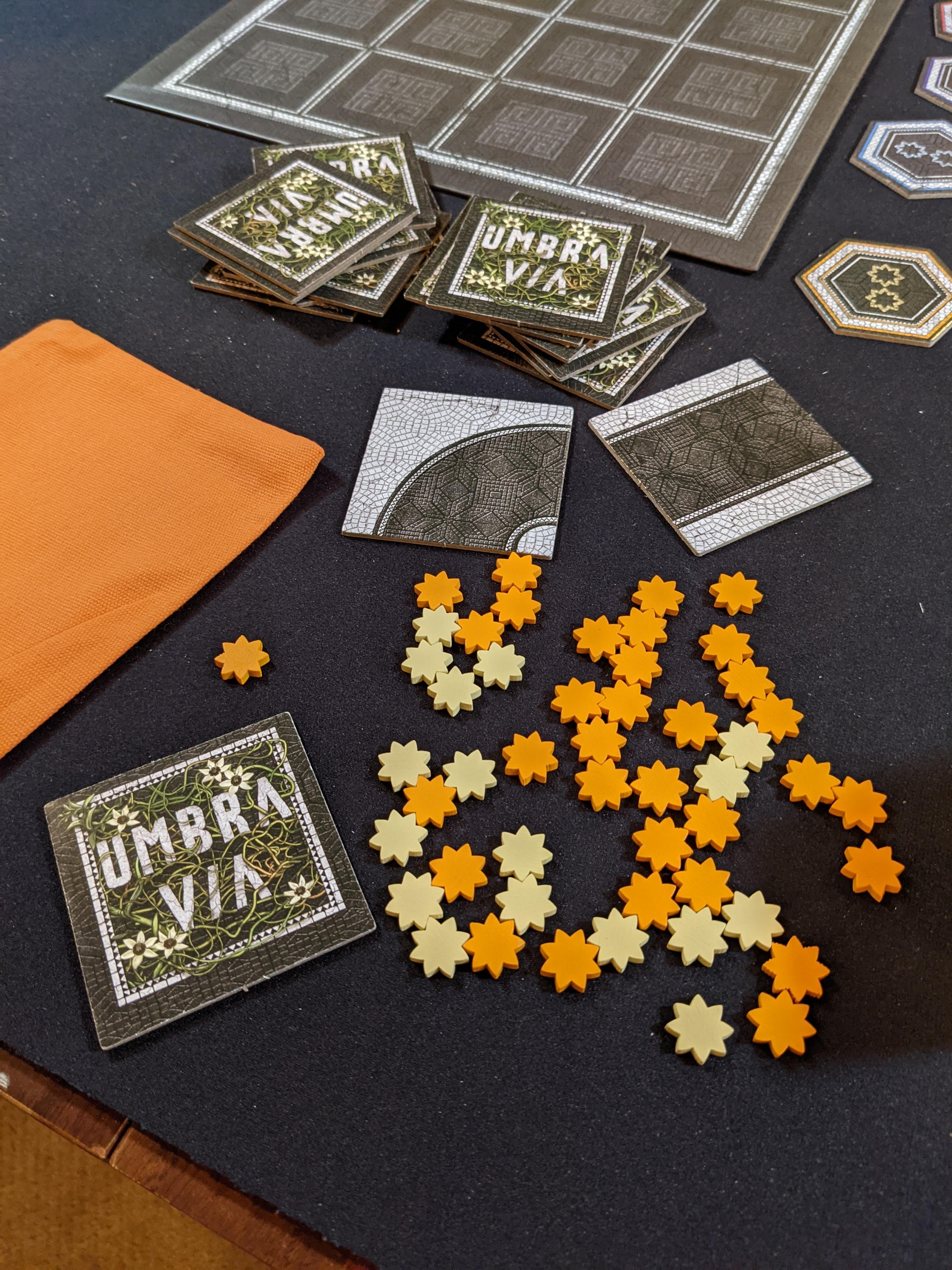 Dale Yu: Review of Umbra Via