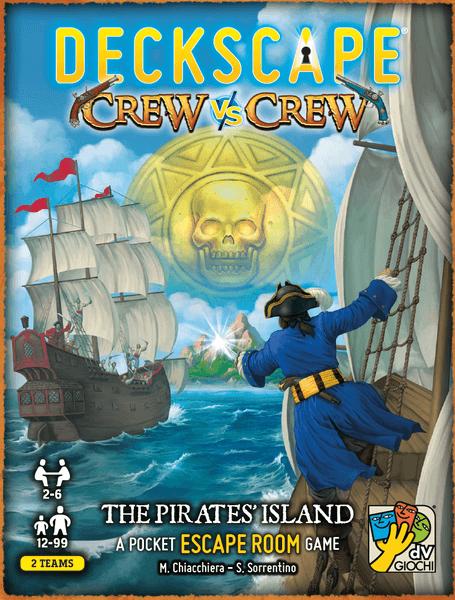 deckspace crew vs crew