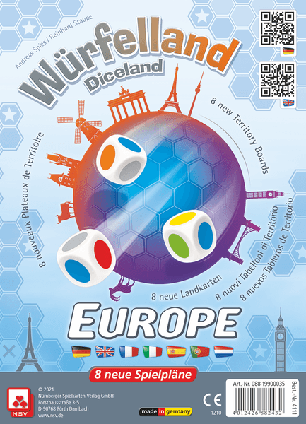 diceland europe