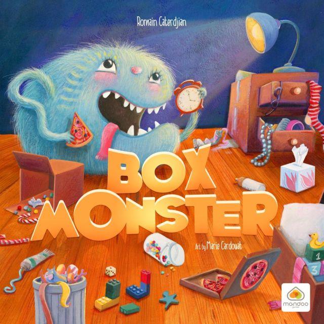 box monster box
