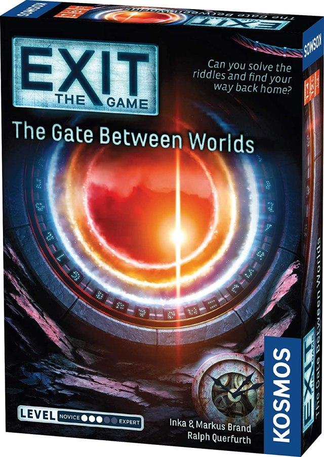 exit game between worlds