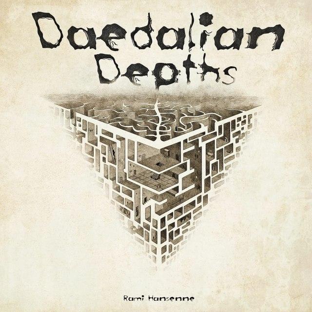 daedalian depths cover