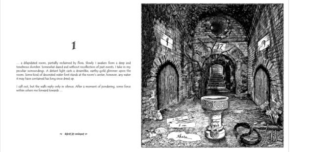 daedalian depths page 1