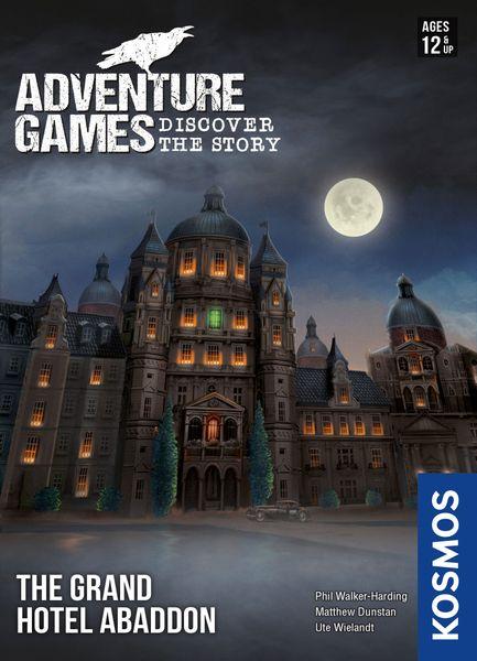 adventure games grand hotel abaddon