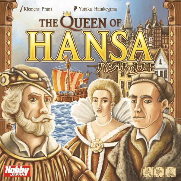 queen of hansa