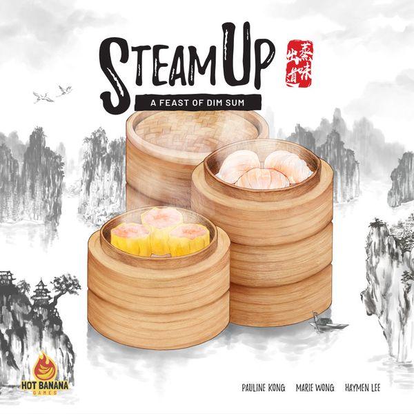 steam up